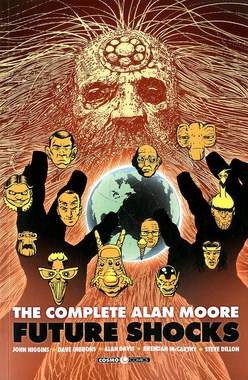 Copertina COMPLETE FUTURE SHOCKS n. - THE COMPLETE FUTURE SHOCKS, COSMO EDITORIALE
