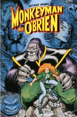 Copertina MONKEYMAN & O'BRIEN n. - MONKEYMAN & O'BRIEN, COSMO EDITORIALE