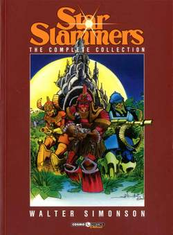Copertina STARSLAMMERS n. - STARSLAMMERS, COSMO EDITORIALE