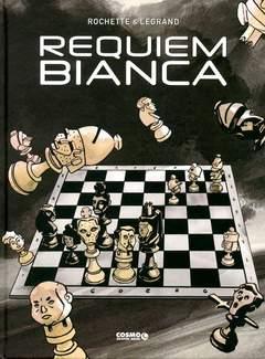 Copertina REQUIEM BIANCA n. - REQUIEM BIANCA, COSMO EDITORIALE
