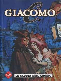 Copertina COSMO OMAGGI n.10 - GIACOMO C 1 LA CADUTA DELL'ANGELO, COSMO EDITORIALE