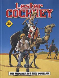 Copertina COSMO OMAGGI n.19 - LESTER COCKEY 2 UN UNGHERESE NEL PUNJAB, COSMO EDITORIALE