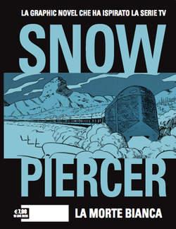 Copertina SNOWPIERCER n. - SNOWPIERCER, COSMO EDITORIALE