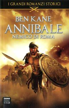 Copertina COSMO SERIE POCKET (m14) n.5 - ANNIBALE: IL NEMICO DI ROMA, COSMO EDITORIALE