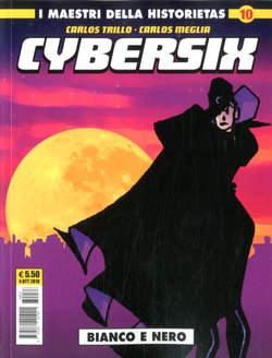 Copertina CYBERSIX n.10 - CYBERSIX, COSMO EDITORIALE