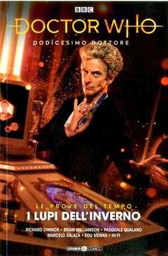 Copertina DOCTOR WHO n.5 - DODICESIMO DOTTORE: LE PROVE DEL TEMPO 2, COSMO EDITORIALE
