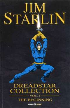 Copertina DREADSTAR n.1 - THE BEGINNING, COSMO EDITORIALE