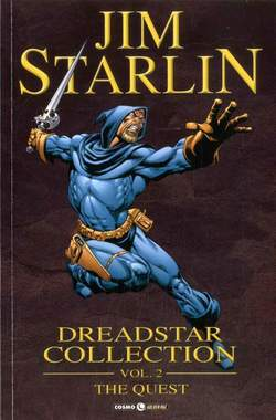 Copertina DREADSTAR n.2 - DREADSTAR COLLECTION, COSMO EDITORIALE