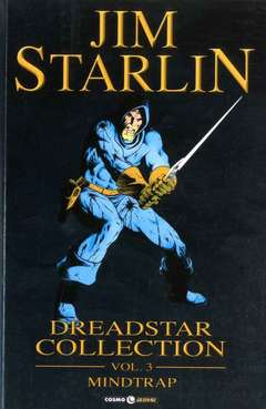 Copertina DREADSTAR n.3 - DREADSTAR COLLECTION, COSMO EDITORIALE