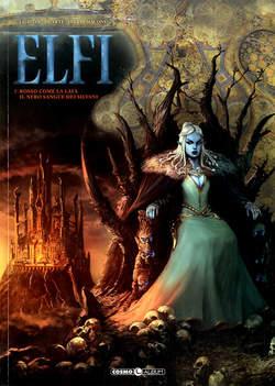 Copertina ELFI n.1 - ELFI, COSMO EDITORIALE