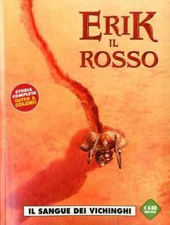 Copertina ERIK IL ROSSO n. - IL SANGUE DEI VIKINGHI, COSMO EDITORIALE