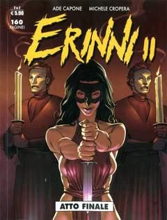 Copertina ERINNI II Serie (m2) n.2 - ERINNI, COSMO EDITORIALE