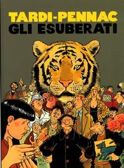 Copertina ESUBERATI n. - GLI ESUBERATI, COSMO EDITORIALE
