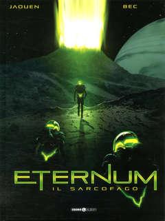 Copertina ETERNUM n.1 - ETERNUM, COSMO EDITORIALE