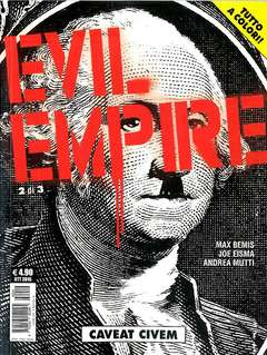 Copertina EVIL EMPIRE (m3) n.2 - CAVE CANEM, COSMO EDITORIALE
