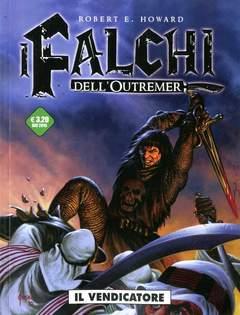 Copertina FALCHI DELL'OUTREMER n.1 - JAINA, COSMO EDITORIALE