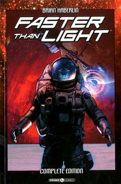 Copertina FASTER THAN LIGHT Complete Ed. n. - FASTER THAN LIGHT, COSMO EDITORIALE