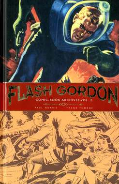 Copertina FLASH GORDON ARCHIVES n.2 - 1947-1953, COSMO EDITORIALE