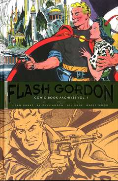 Copertina FLASH GORDON ARCHIVES n.1 - 1966-1967, COSMO EDITORIALE