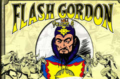 Copertina FLASH GORDON DI ALEX RAYMOND n. - FLASH GORDON DI ALEX RAYMOND - L'Integrale, COSMO EDITORIALE