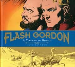 Copertina FLASH GORDON Ediz. defin. Rist n.2 - IL TIRANNO DI MONGO, COSMO EDITORIALE