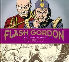 Copertina FLASH GORDON Ediz. defin. Rist n.3 - LA CADUTA DI MING, COSMO EDITORIALE