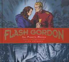 Copertina FLASH GORDON Ediz. defin. Rist n.1 - SUL PIANETA MONGO, COSMO EDITORIALE