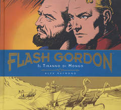 Copertina FLASH GORDON Ediz. definitiva n.2 - IL TIRANNO DI MONGO, COSMO EDITORIALE