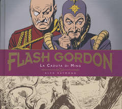 Copertina FLASH GORDON Ediz. definitiva n.3 - LA CADUTA DI MING, COSMO EDITORIALE