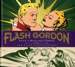 Copertina FLASH GORDON Ediz. definitiva n.4 - VALKYR LA REGINA DELLE TEMPESTE - T.D. 1944-1948, COSMO EDITORIALE