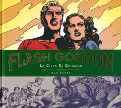 Copertina FLASH GORDON Tavole Giornal. n.3 - LA CITTA' DI GHIACCIO, COSMO EDITORIALE