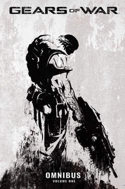 Copertina GEARS OF WAR n.3 - IL VUOTO, COSMO EDITORIALE