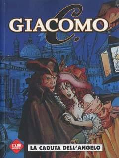 Copertina GIACOMO C. (m7) n.1 - LA CADUTA DELL'ANGELO, COSMO EDITORIALE