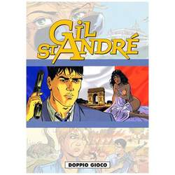 Copertina GIL ST ANDRE' n.2 - GIL ST ANDRE'                2, COSMO EDITORIALE