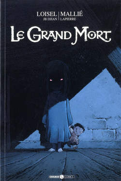 Copertina GRAND MORT n.2 - LE GRAND MORT, COSMO EDITORIALE