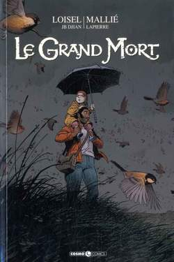 Copertina GRAND MORT n.3 - LE GRAND MORT, COSMO EDITORIALE