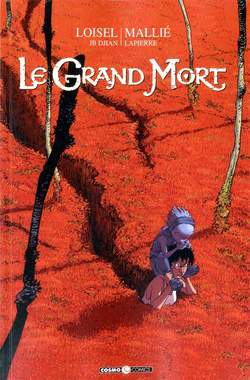 Copertina GRAND MORT n.1 - LE GRAND MORT, COSMO EDITORIALE