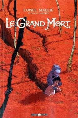 Copertina GRAND MORT n.1 - LE GRAND MORT, COSMO EDITORIALE