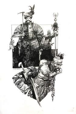 Copertina GRANDI MAESTRI n.52 - TOPPI 24: INSIDIE, COSMO EDITORIALE