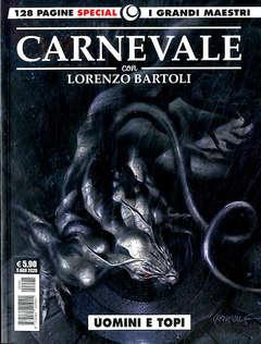 Copertina GRANDI MAESTRI SPECIAL n.4 - MASSIMO CARNEVALE 1: STORIE BREVI, COSMO EDITORIALE