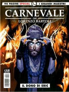 Copertina GRANDI MAESTRI SPECIAL n.5 - MASSIMO CARNEVALE 2: STORIE BREVI, COSMO EDITORIALE
