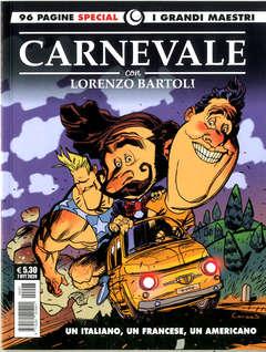 Copertina GRANDI MAESTRI SPECIAL n.6 - MASSIMO CARNEVALE 3: STORIE BREVI, COSMO EDITORIALE