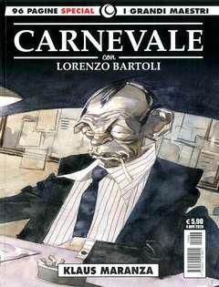 Copertina GRANDI MAESTRI SPECIAL n.7 - MASSIMO CARNEVALE 4: STORIE BREVI, COSMO EDITORIALE