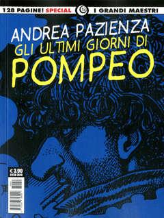 Copertina GRANDI MAESTRI SPECIALE n.13 - PAZIENZA - POMPEO, COSMO EDITORIALE