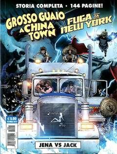 Copertina GROSSO GUAIO.../FUGA DA NEW... n. - GROSSO GUAIO A CHINATOWN/FUGA DA NEW YORK, COSMO EDITORIALE