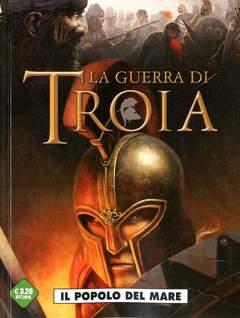 Copertina GUERRA DI TROIA (m2) n.1 - IL SEGRETO DI TALOS, COSMO EDITORIALE