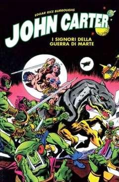 Copertina JOHN CARTER SIGNORE DELLA... n. - SIGNORE DELLA GUERRA DI MARTE (1977-1979), COSMO EDITORIALE