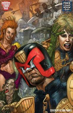 Copertina JUDGE DREDD AL EWING COLLECT. n.2 - JUDGE DREDD: THE AL EWING COLLECTION, COSMO EDITORIALE