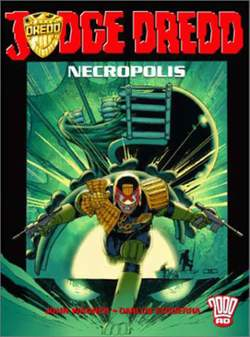 Copertina JUDGE DREDD NECROPOLIS n.2 - NECROPOLIS, COSMO EDITORIALE
