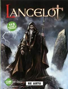 Copertina LANCELOT n.2 - LANCELOT, COSMO EDITORIALE